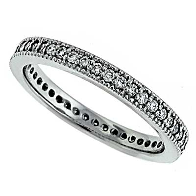 View Diamond Eternity Band